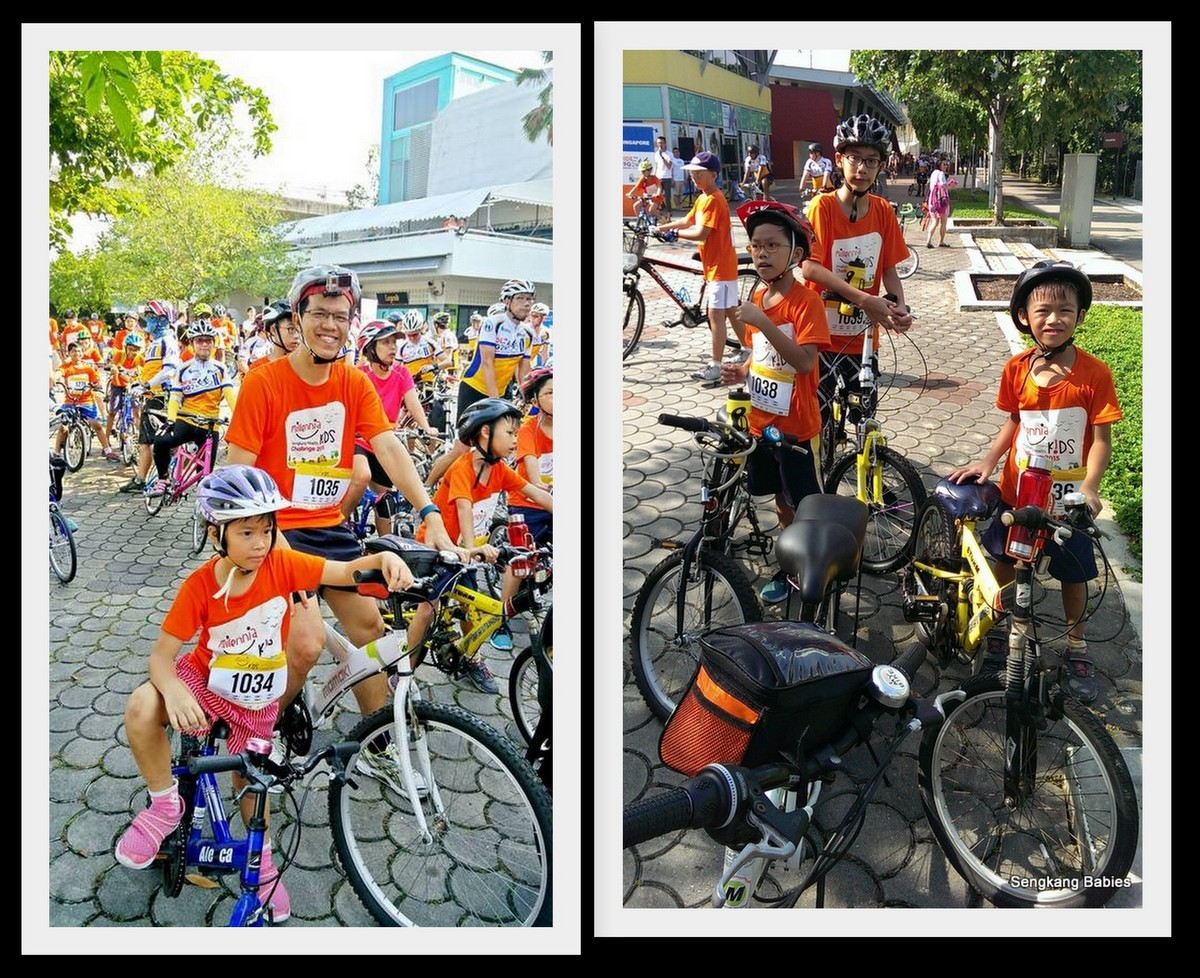 20151114 millenia kids cycling 5km sengkang health3