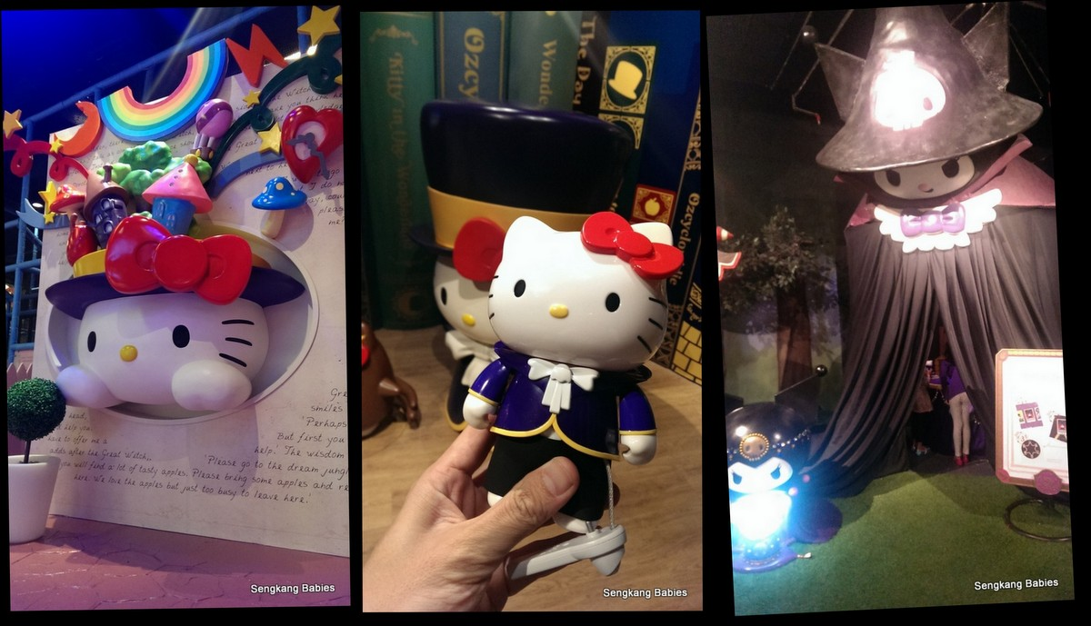 Hello Kitty Wizard of Oz