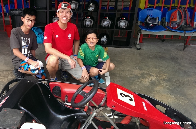 GoKart Fun Singapore