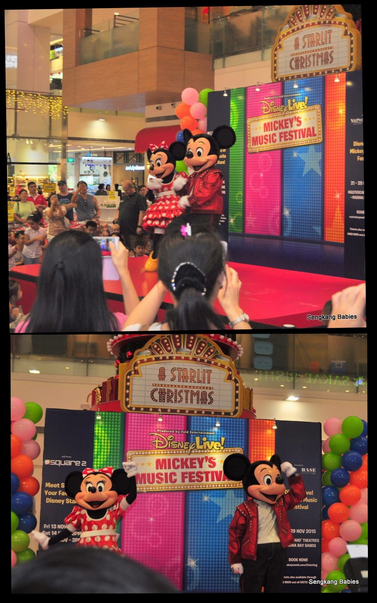 Mickey Mouse Square2