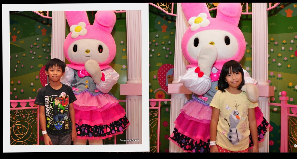 Sanrio Hello Kitty JB