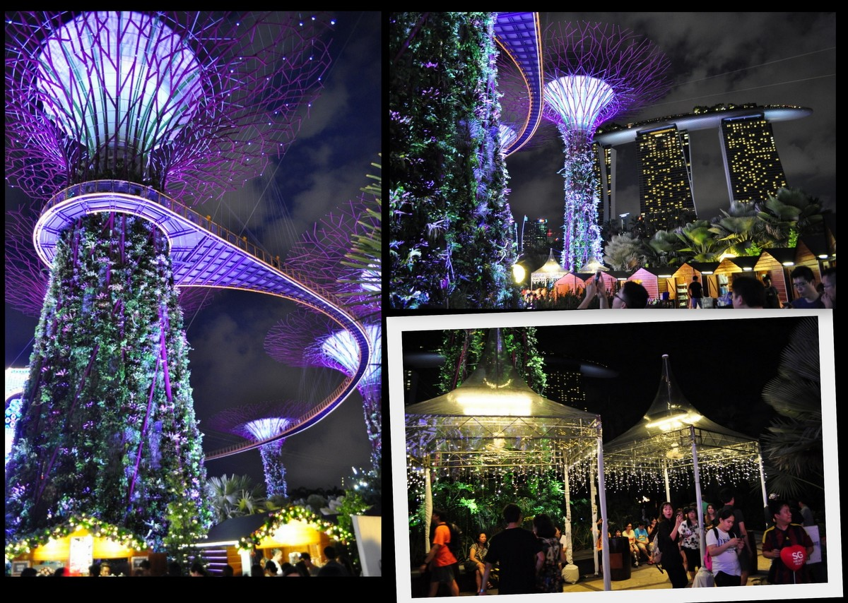 Christmas at Gardens by the Bay