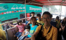 Duck tour and Hippo Ride Christmas