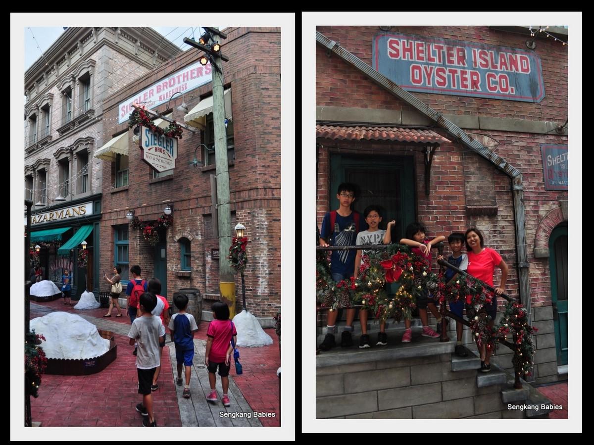 Universal Studios Christmas 20152