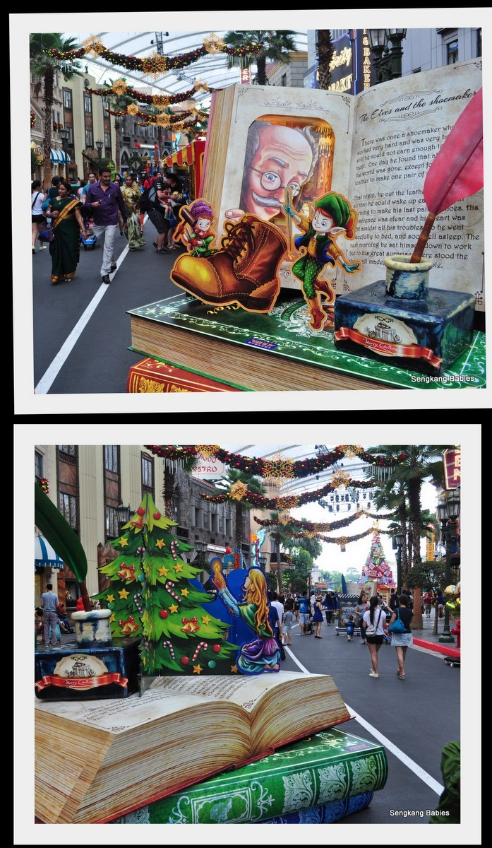 Universal Studios Christmas 20154