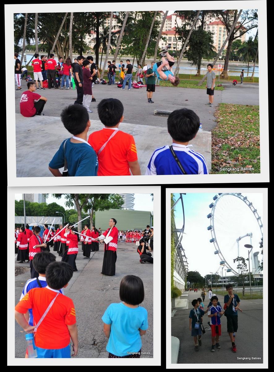 20160123 chingay rehearsal3