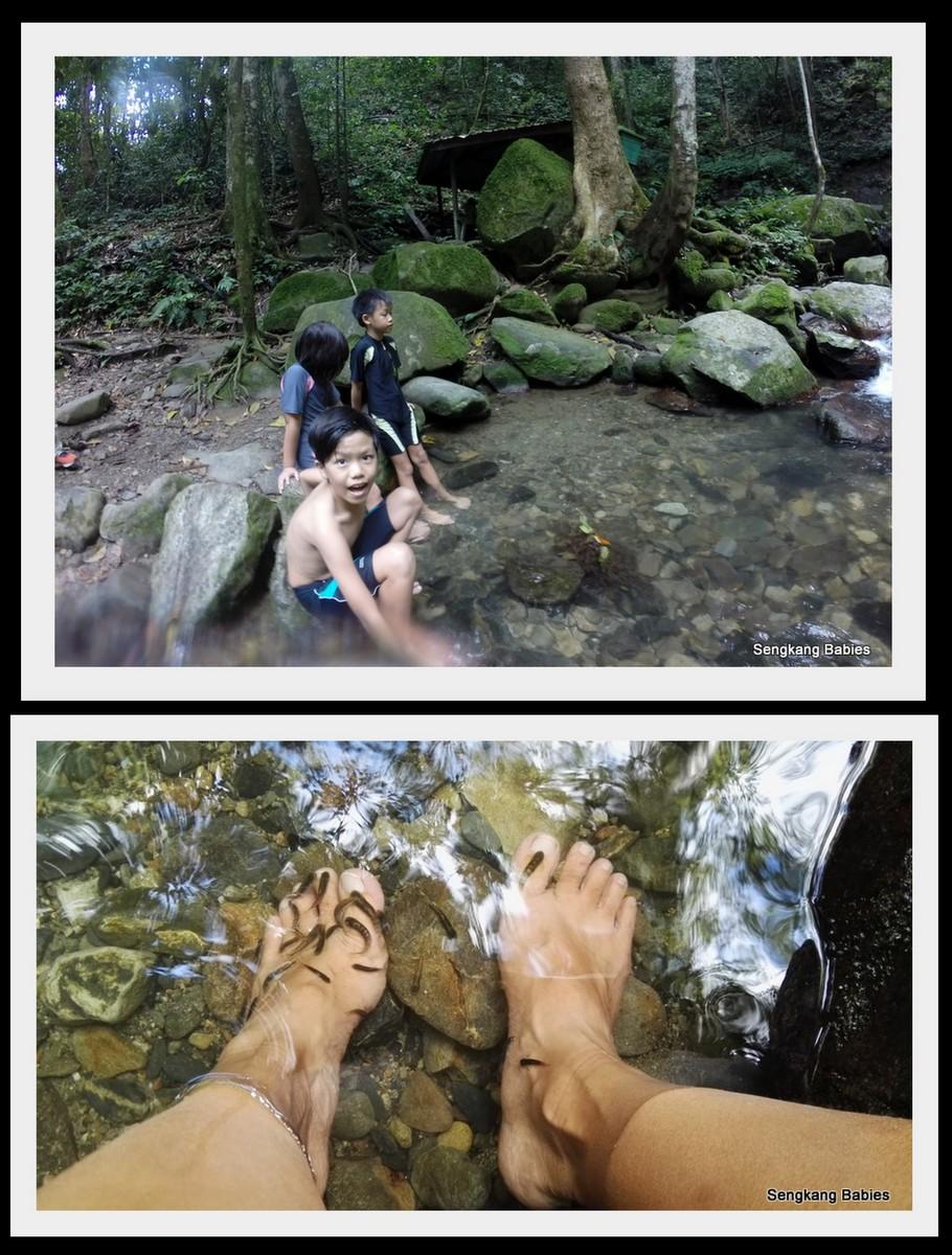 Kipunjit Waterfall