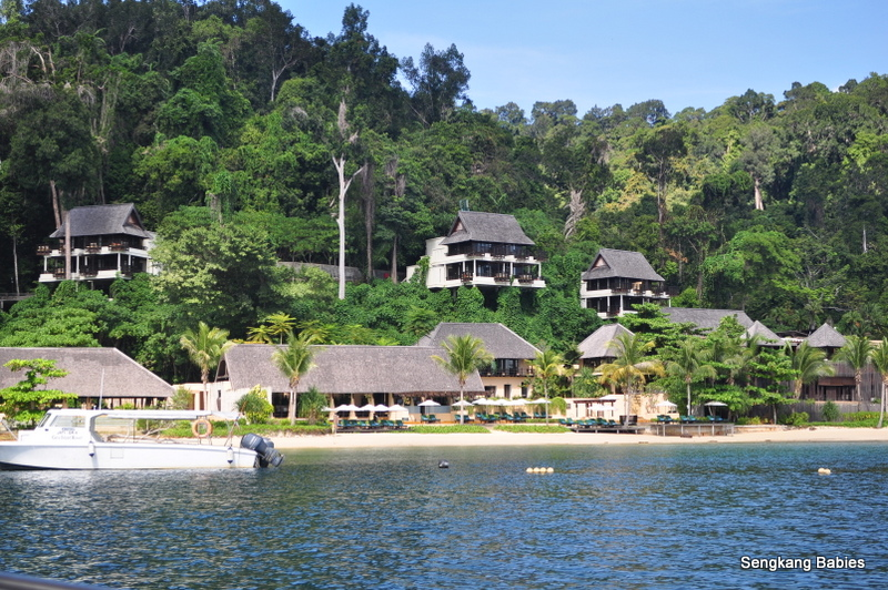 Gaya Island Resort accomodation