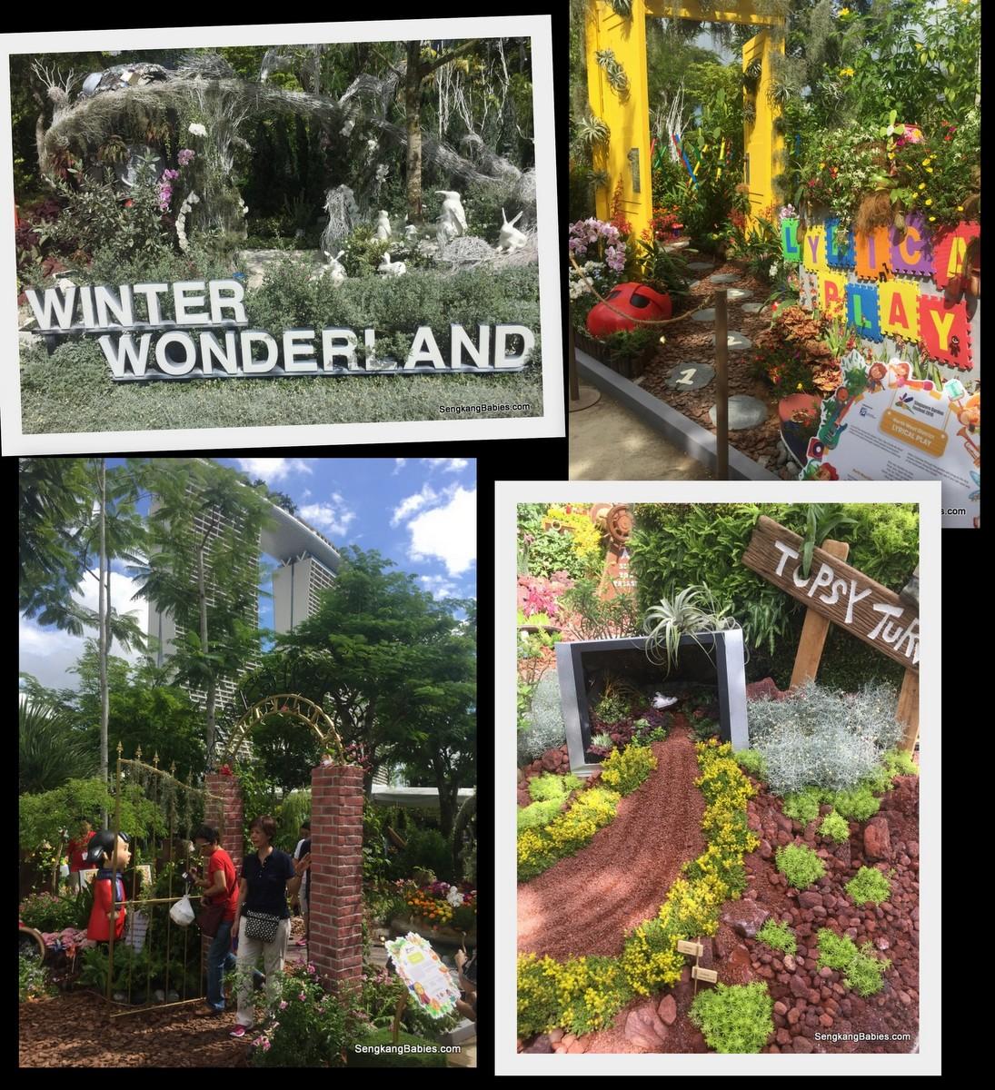 2016 Singapore Garden Festival