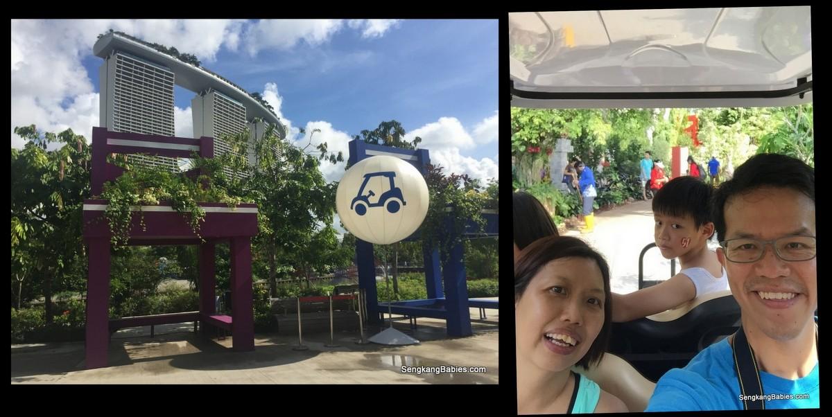 singapore garden festival buggy rides