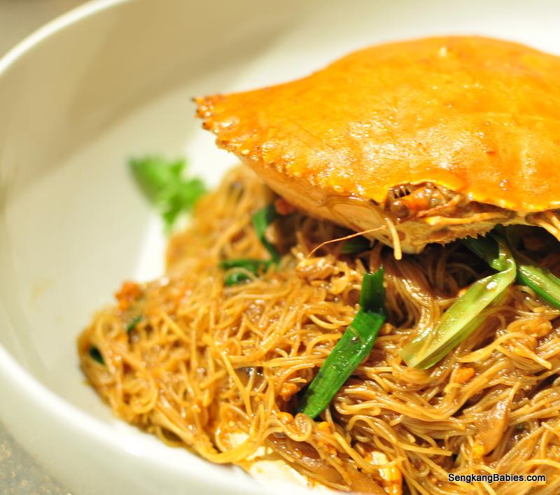 crab-bee-hoon
