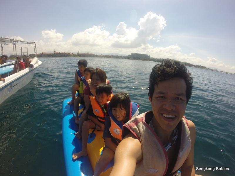 water sports Sabah