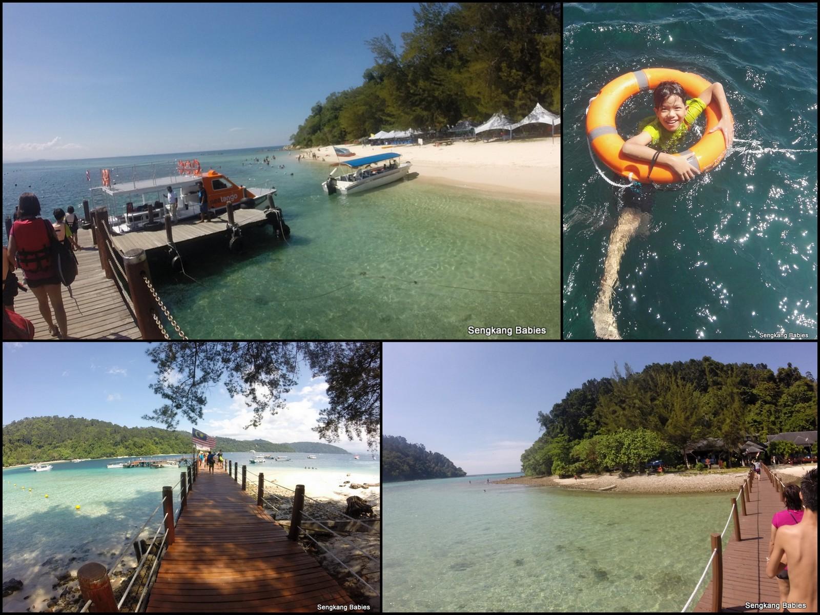 Sabah snorkeling