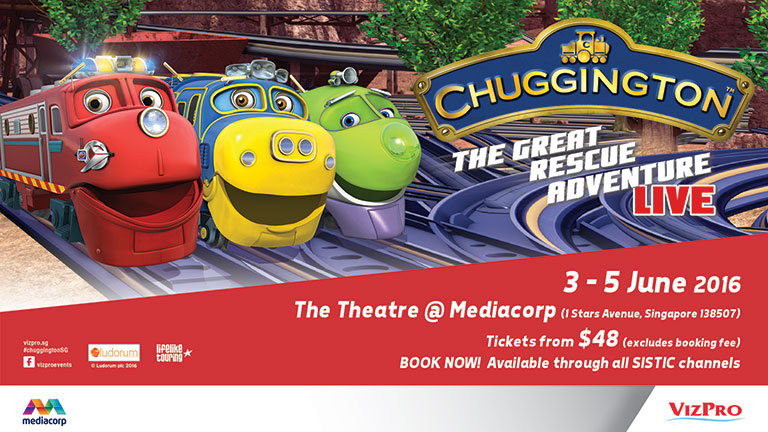 Chuggington-Keyart