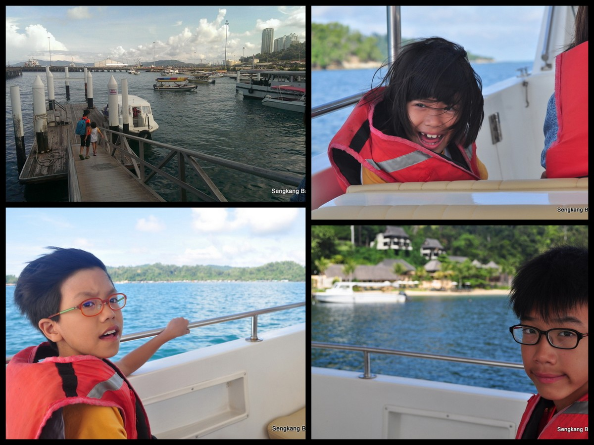 Day 6 Gaya Island Resort facilities1