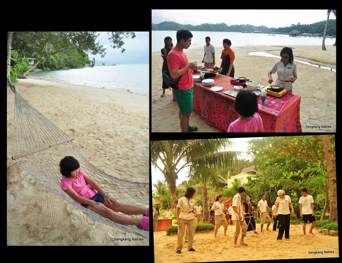 Day 7 Gaya Island Resort activities5