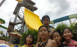 Fun at Austin Heights Water Adventure Park