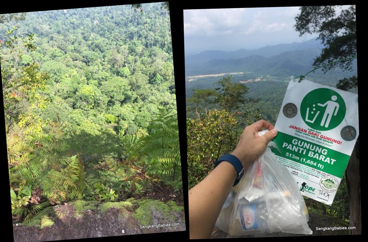 20160612 hike Gunung Panti10