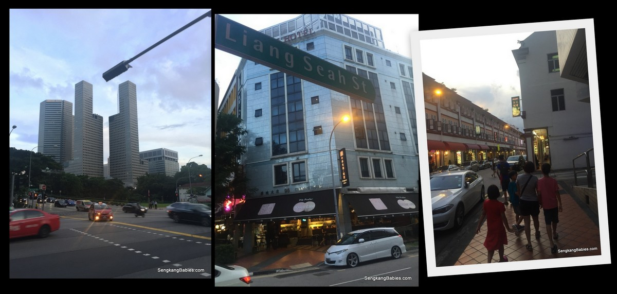 Bugis  Liang Seah street