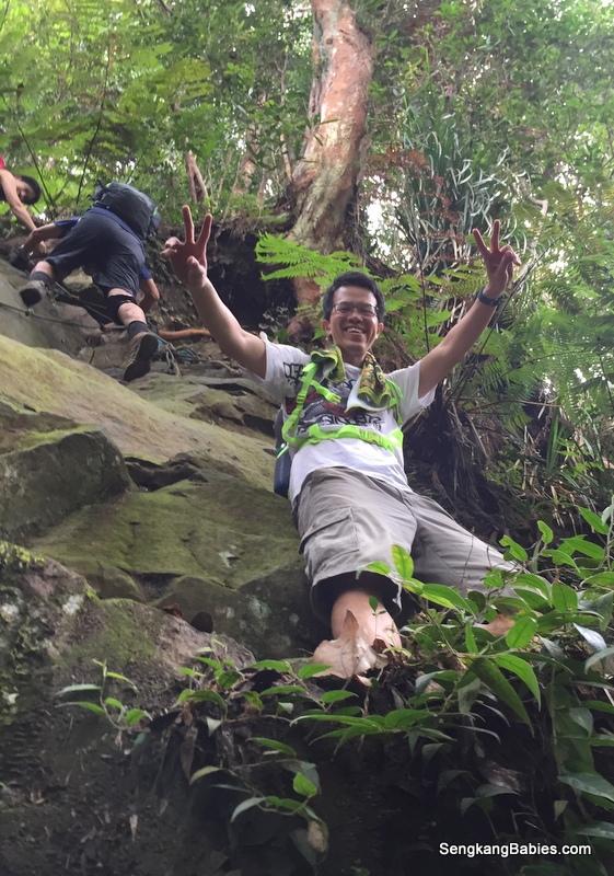 hiking Gunung Panti