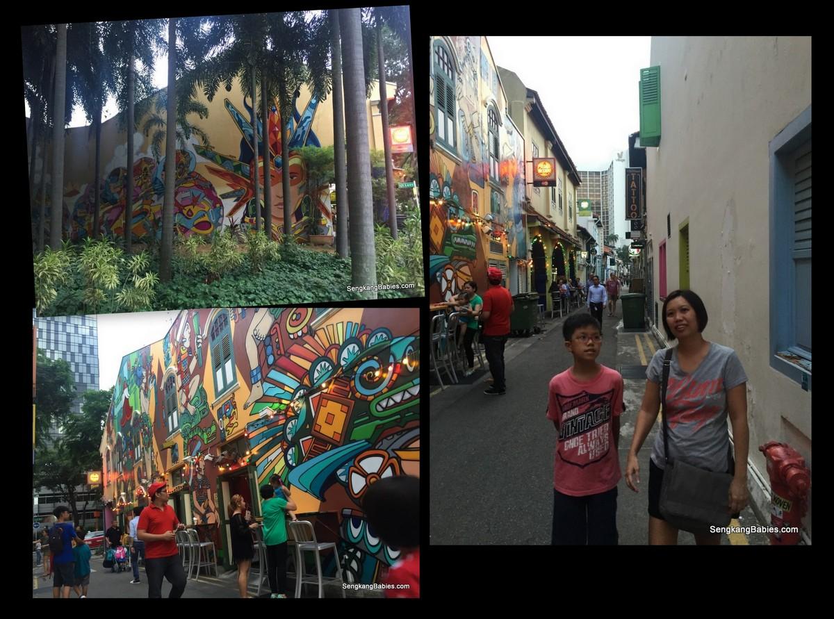 wall art HAj Lane