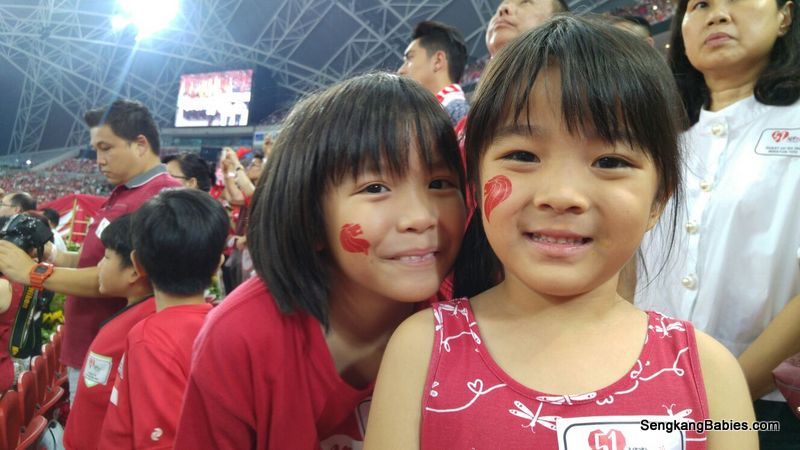 NDP 2016 at National Stadium