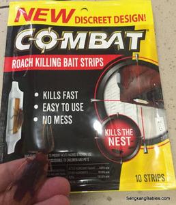 cockroach bait