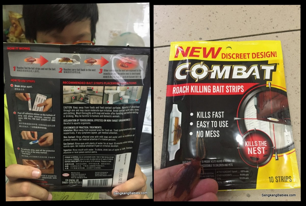 combat anti pests