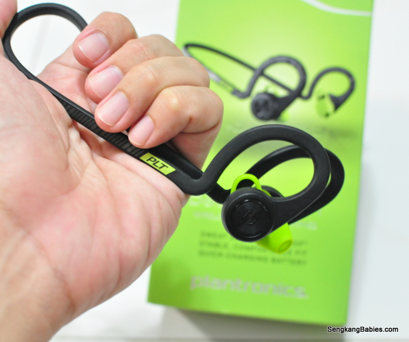 the latest 4f936 e177a Plantronics Backbeat Fit is adding Music and Fun to my Run ...