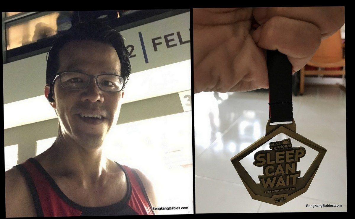 My FIRST Marathon – Sundown Marathon in 6 hours