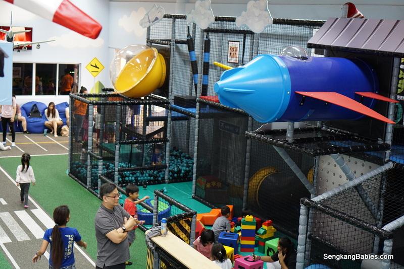 Latest Indoor Playground Archives - Sengkang Babies