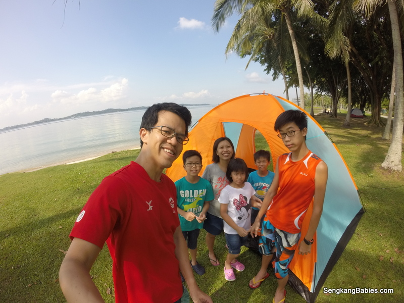 Camping In Singapore