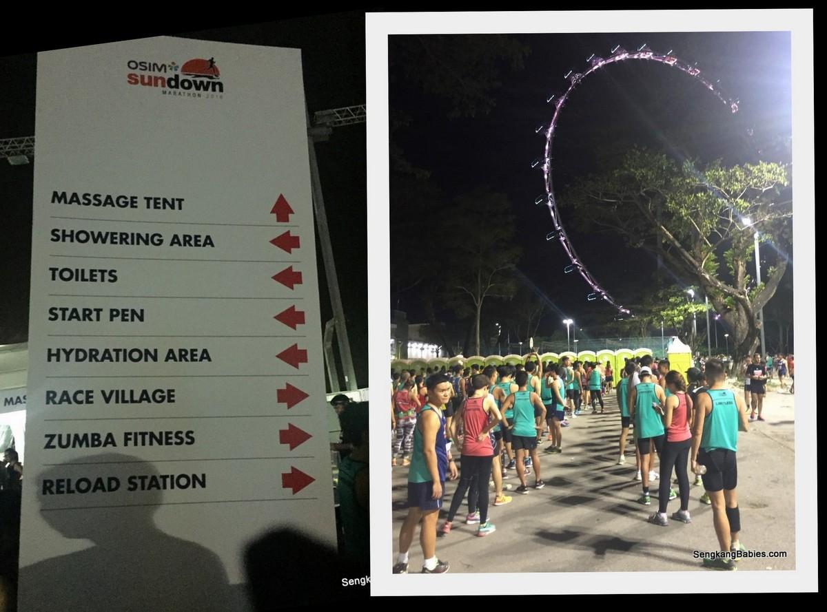 2016 Osim Sundown Marathon