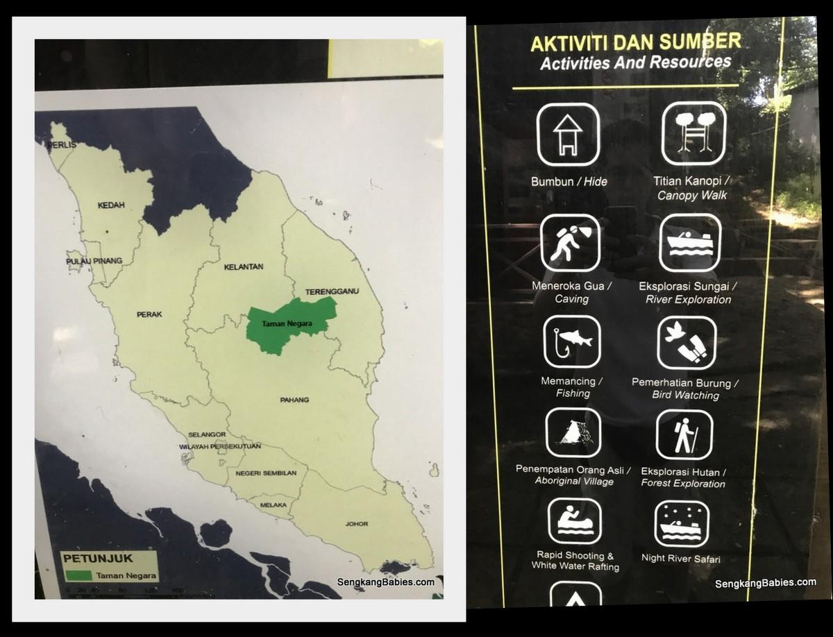 Where is Taman Negara