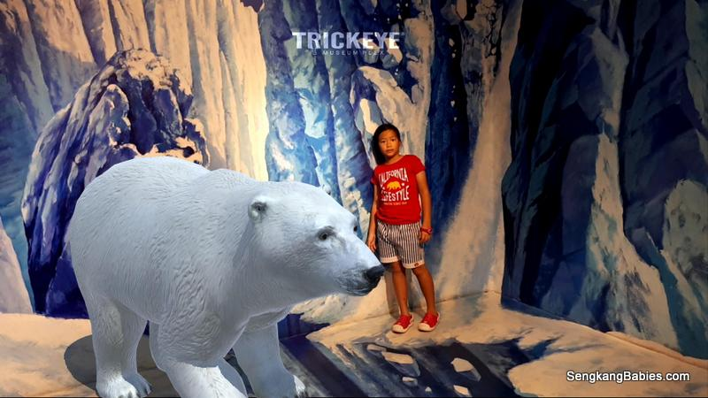 Trick Eye Museum with AR