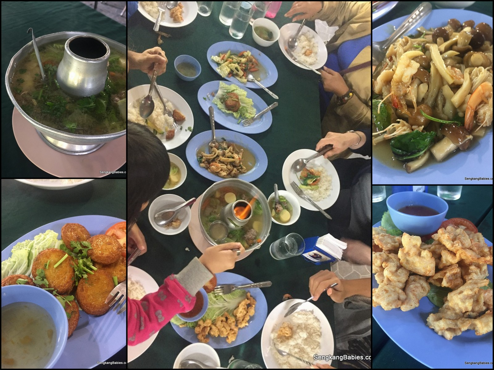 Doi Inthanon food
