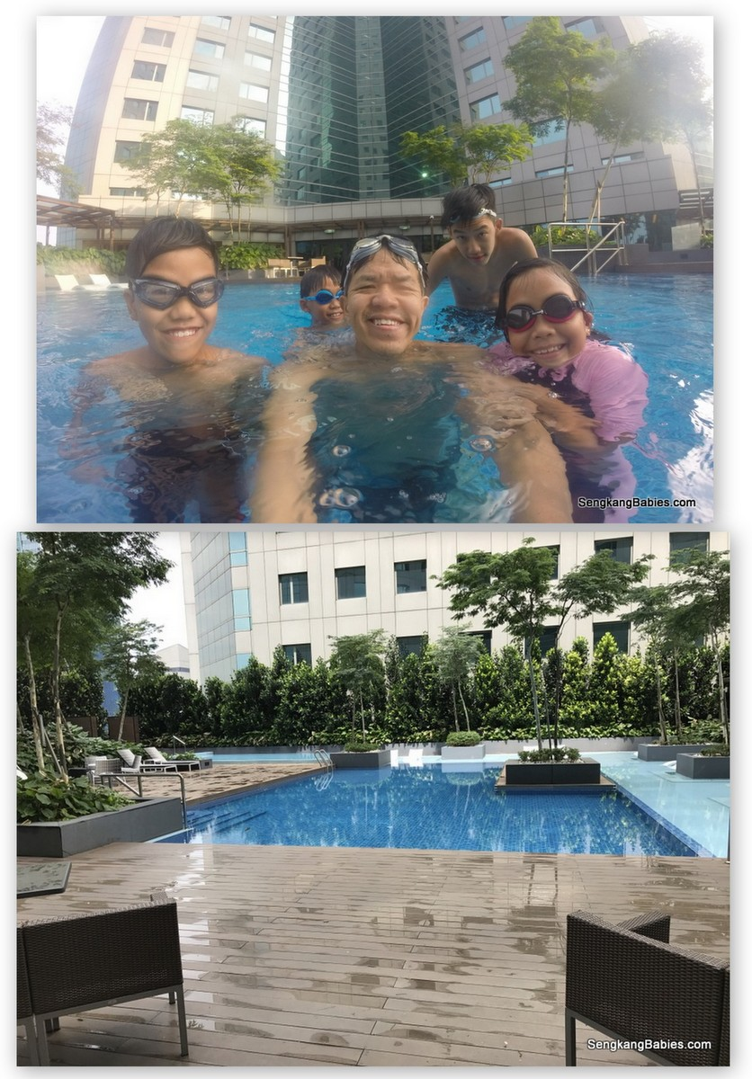 DoubleTree by Hilton Johor, a relaxing stay for us