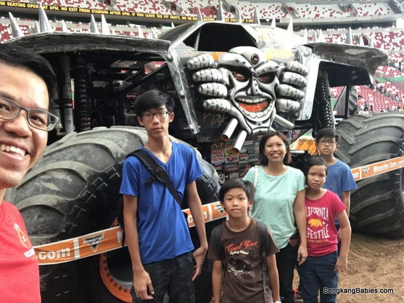 Monster Jam Singapore