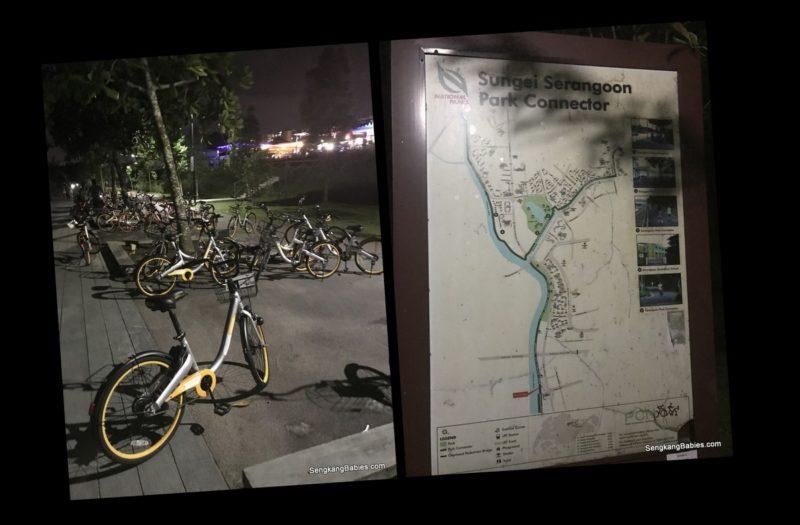 ofo bikes rental