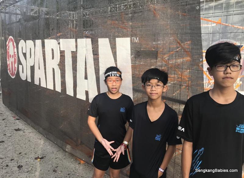 Spartan Kids Singapore