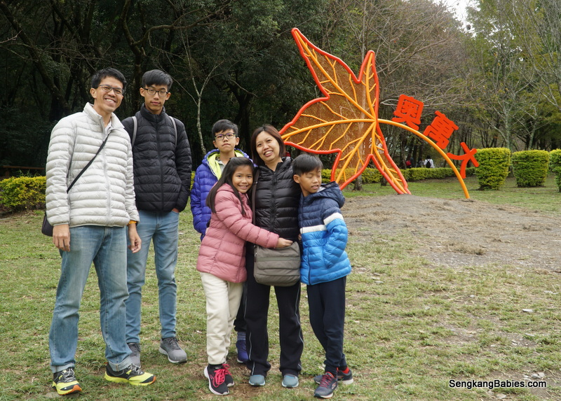 Taiwan Itinerary for families