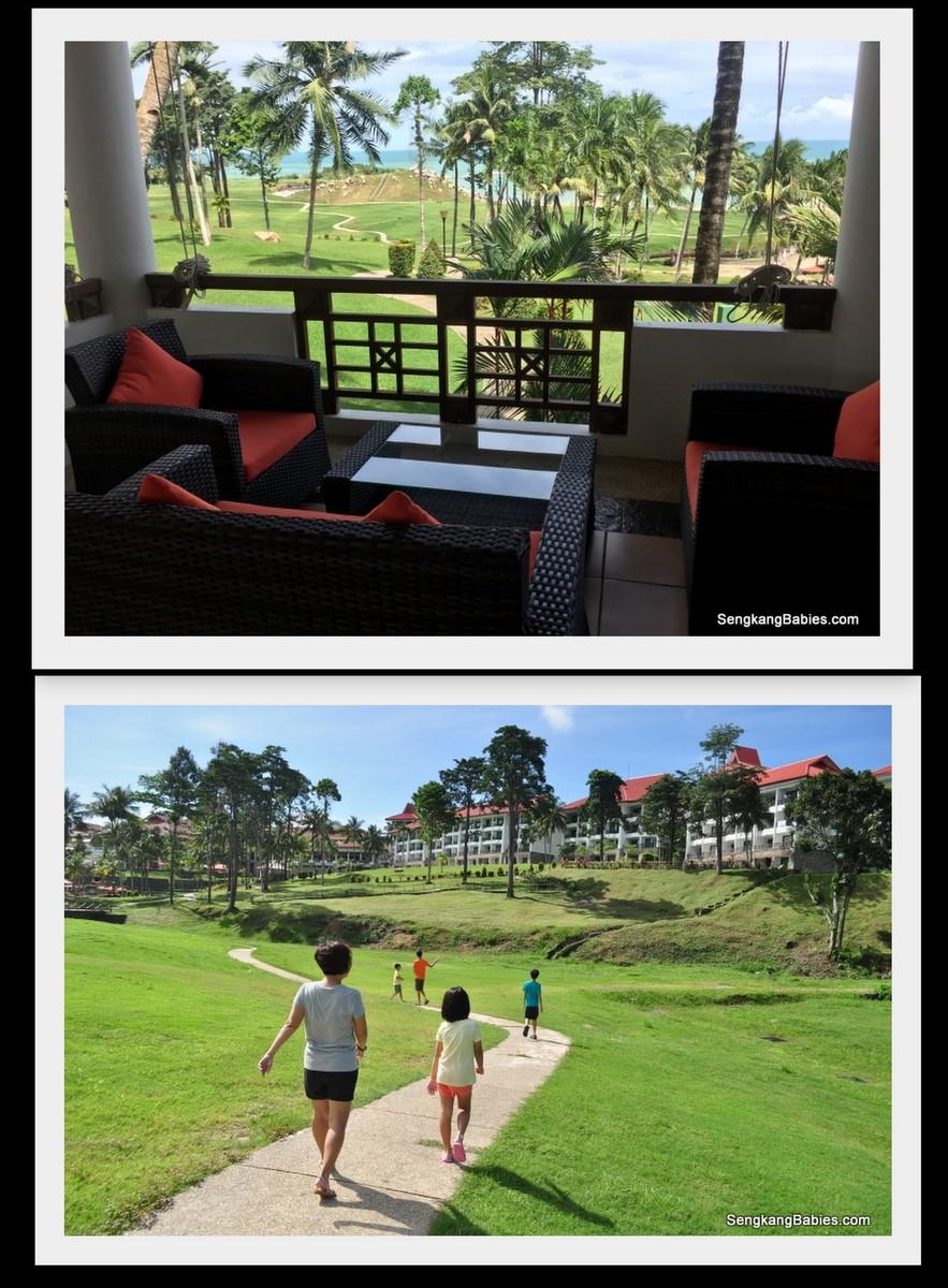 Relaxing Stay At Bintan Lagoon Resort Sengkang Babies