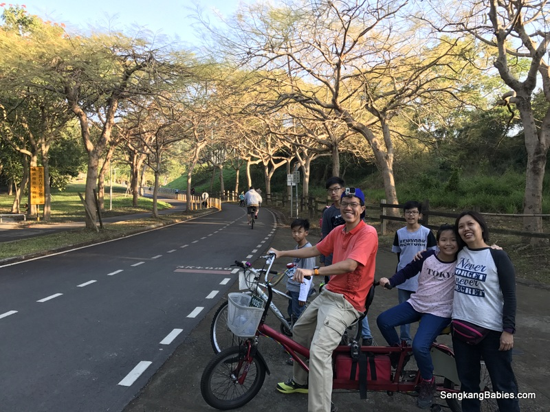 Cycling Taichung