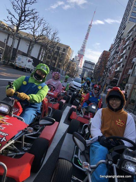 Fun Mario Kart Tokyo with Maricar!