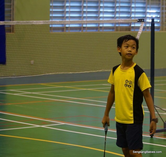 JSA Badminton