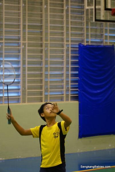 JSA Badminton 2018