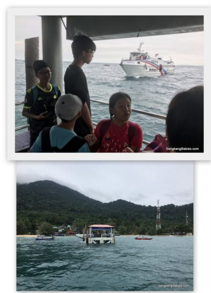 Tioman ferry