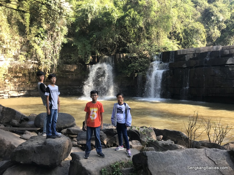 Khao Kho waterfall