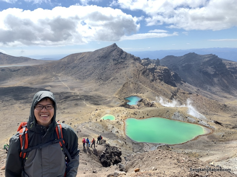 Amazing Tongariro Crossing, NZ's best day hike