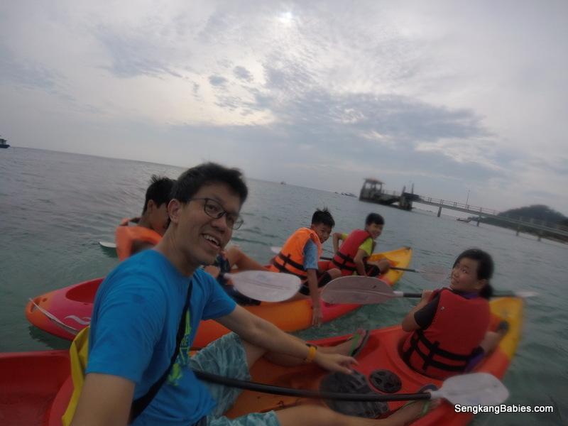 Tioman family itinerary activities